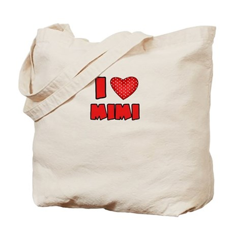I heart Mimi Tote Bag