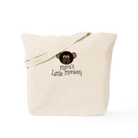 Mimi's Little Monkey BOY Tote Bag