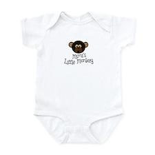 Mimi's Little Monkey BOY Infant Bodysuit