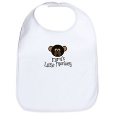 Mimi's Little Monkey BOY Bib