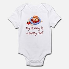Pastry Chef Infant Bodysuit
