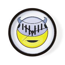 Smiley Knight Wall Clock