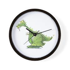 Lil' Dragon Wall Clock