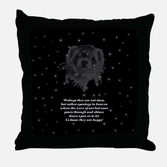 """""""Stars in the Heavens"""" Throw Pillow"""
