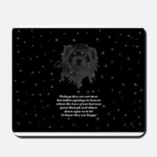 """Stars in the Heavens"" Mousepad"