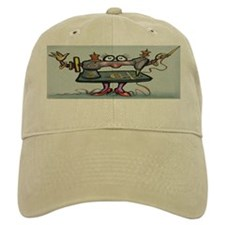 Unique Sew Cap