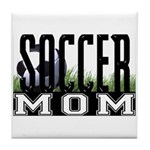 Soccer Mom Tile Coaster