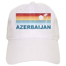 Palm Tree Azerbaijan Baseball Cap