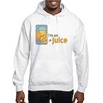 On The Juice Hooded Sweatshirt