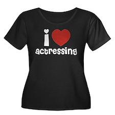 Actressing T