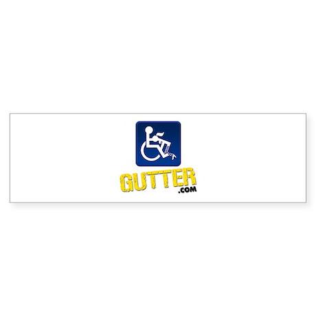 Pantyhose Bumper Sticker