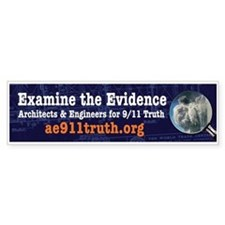 ae911truth.org Bumper Bumper Sticker