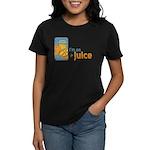On The Juice Women's Dark T-Shirt
