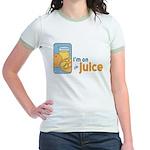 On The Juice Jr. Ringer T-Shirt