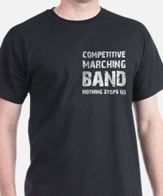Marching Band Pocket Image T-Shirt