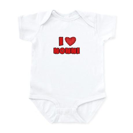 I heart Nonni Infant Bodysuit