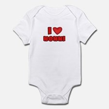 I heart Nonni Infant Bodysuit