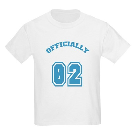 Officially 2 Kids Light T-Shirt