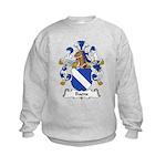 Baens Family Crest Kids Sweatshirt