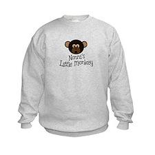Nonni's Little Monkey BOY Sweatshirt