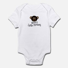 Nonni's Little Monkey BOY Infant Bodysuit
