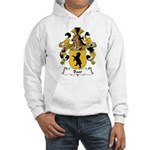 Baar Family Crest Hooded Sweatshirt
