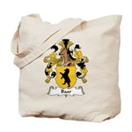Baar Family Crest Tote Bag