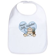 Nonni's Little Valentine BOY Bib