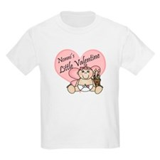 Nonni's Little Valentine GIRL T-Shirt