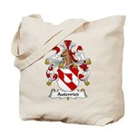 Autenried Family Crest Tote Bag