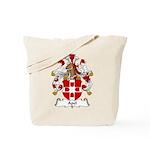 Apel Family Crest Tote Bag