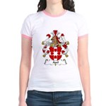 Apel Family Crest Jr. Ringer T-Shirt
