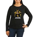 Andorpher Family Crest Women's Long Sleeve Dark T-