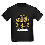 Andorpher Family Crest Kids Dark T-Shirt
