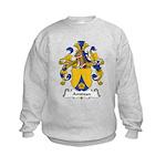 Amman Family Crest Kids Sweatshirt