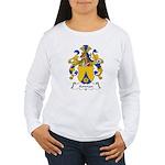 Amman Family Crest Women's Long Sleeve T-Shirt