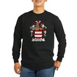 Altenburg Family Crest Long Sleeve Dark T-Shirt