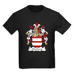 Altenburg Family Crest Kids Dark T-Shirt