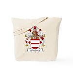 Altenburg Family Crest Tote Bag