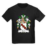 Alten Family Crest Kids Dark T-Shirt
