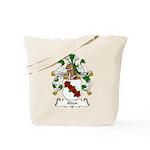 Alten Family Crest Tote Bag