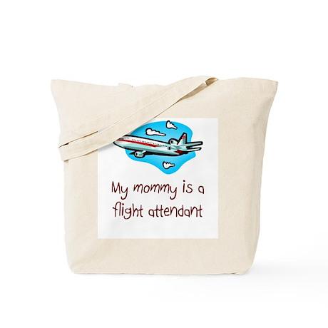 Flight Attendant Tote Bag
