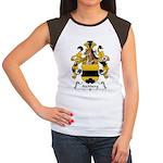 Aichberg Family Crest Women's Cap Sleeve T-Shirt