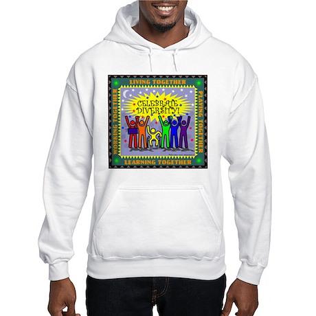 Celebrate Diversity Hooded Sweatshirt