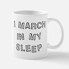 Sleep Marching Mug