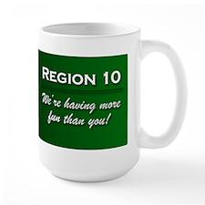 Region 10 Mug