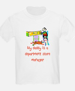 Dept. Store Manager T-Shirt