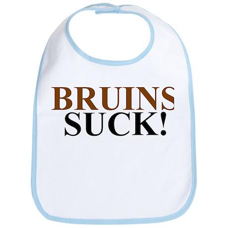 Bruins Suck! Bib