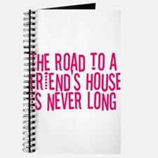 The Road To a Friend's House Journal