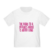 The Road To a Friend's House T